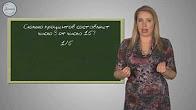 Решение задач на нахождение числа или величины по заданному проценту
