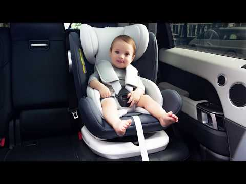 3 in 1 Child Baby Car Seat Lorelli Safety Booster For Group 1//2//3 9-36kg