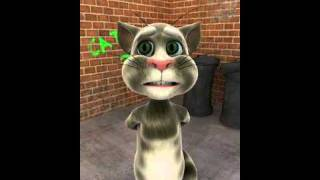 Talking Tom Singing I love you by Barney and Friends