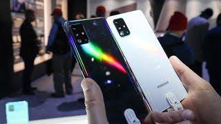 CES 2020 #4: Dużo tych nowych Samsungów