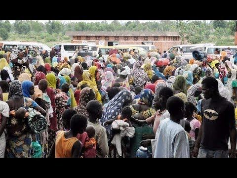 Breaking News! Cameroonian refugees in Nigeria Reject the Government's Pledge of Help! Watch..