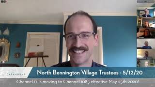 North Bennington Village Trustees // 5-12-20