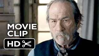 The Homesman CLIP - More Than I Bargained For (2014) - Tommy Lee Jones, Hilary Swank Movie HD