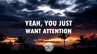 Attention (chorus)