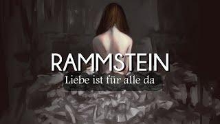 Rammstein - Liebe ist für alle da (Lyrics/Sub Español)