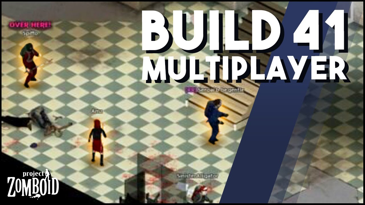 Project Zomboid And Build 20 Multiplayer   What Could It Mean For Project  Zomboid