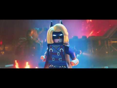 Lego Batman movie scene - I'm Batman Song Mp3