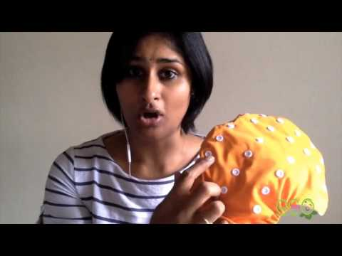 How Pocket Cloth Diaper Works