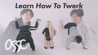 Korean Guys Try To Learn Twerk For The First Time
