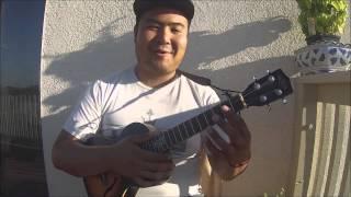 Intermediate Uke Tutorial - Thinking Out Loud - Ed Sheeran (Chords in Description)