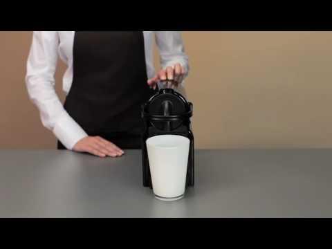 how to descale a nespresso delonghi krups inissia c doovi. Black Bedroom Furniture Sets. Home Design Ideas
