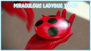 Cosplay Construction: Miraculous Ladybug Yo-yo!