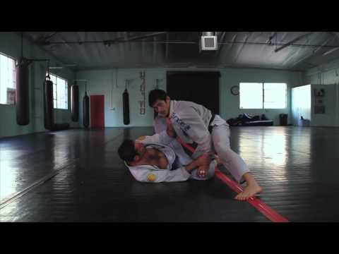 BJJ Guard Passes for the Knee-Shield Guard - Leg Weave; Over / Under; Cross-Knee