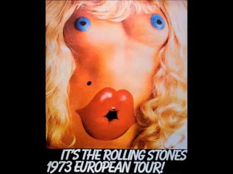 HAPPY - THE ROLLING STONES (BRUSSELS 1973)