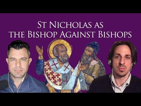 Saint Nicholas Story: The Bishop against Bishops