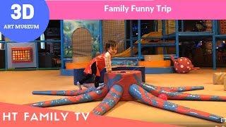 Family Fun Vacation at BaNa Hills Đa Nang Viet Nam P2 | HT BabyTV ✔︎