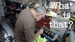 homepage tile video photo for Installing oil pan and rear main seal on the Miata