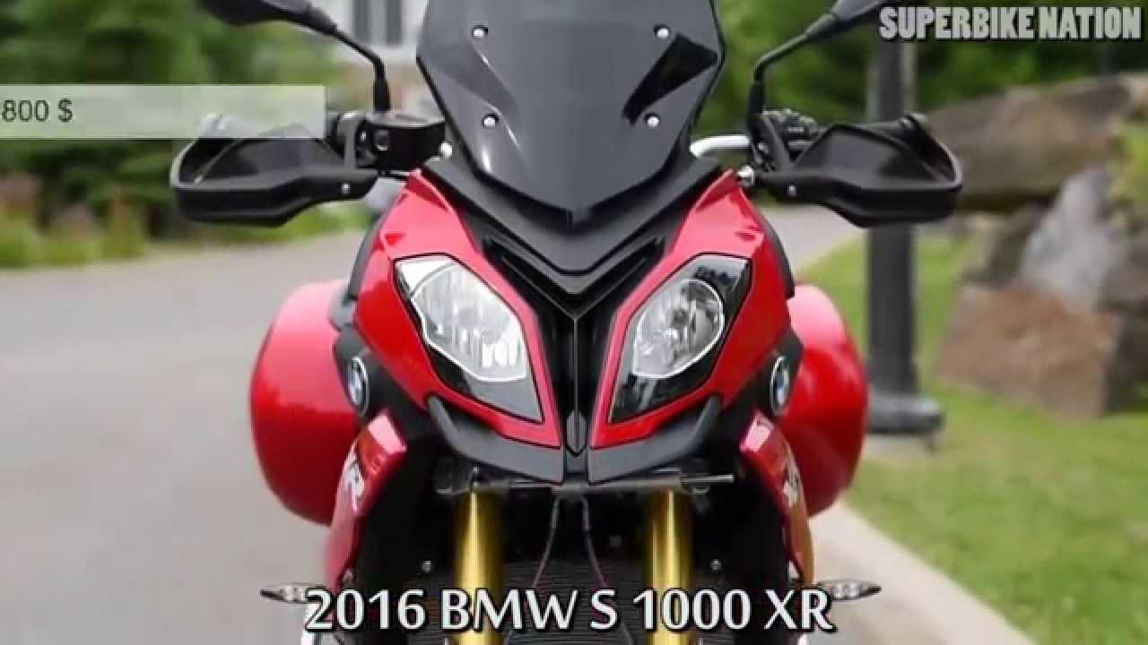 2016 Bmw S 1000 Xr Vs 2015 Aprilia Caponord Rally 1200