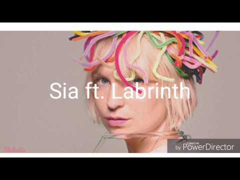 To be human - Sia ft. Labrinth (español e inglés)