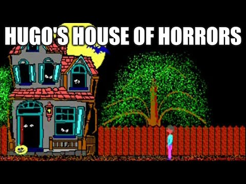 Hugos House of Horrors playthrough