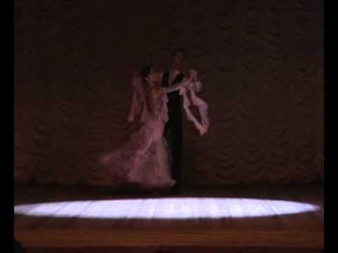 Бальные танцы видео Медленный