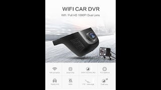 Обзор автомобильного видео регистратора Jansite