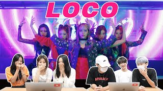 Download 있지 - 'LOCO' 뮤비를 보는 남녀 댄서의 반응 차이   ITZY - 'LOCO'' MV REACTION