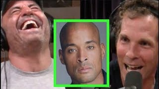 Joe Rogan - Jesse Itzler Tells Hilarious David Goggins Stories thumbnail