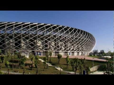 2009 World Games Stadium Solar System