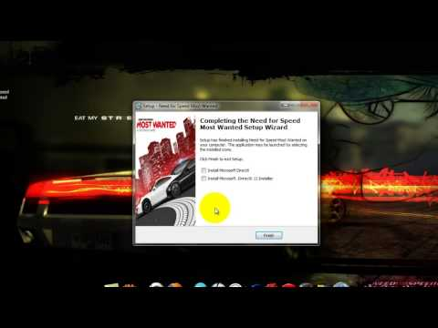 Como Instalar Need For Speed Most Wanted 2012 C/ Crack SKIDROW