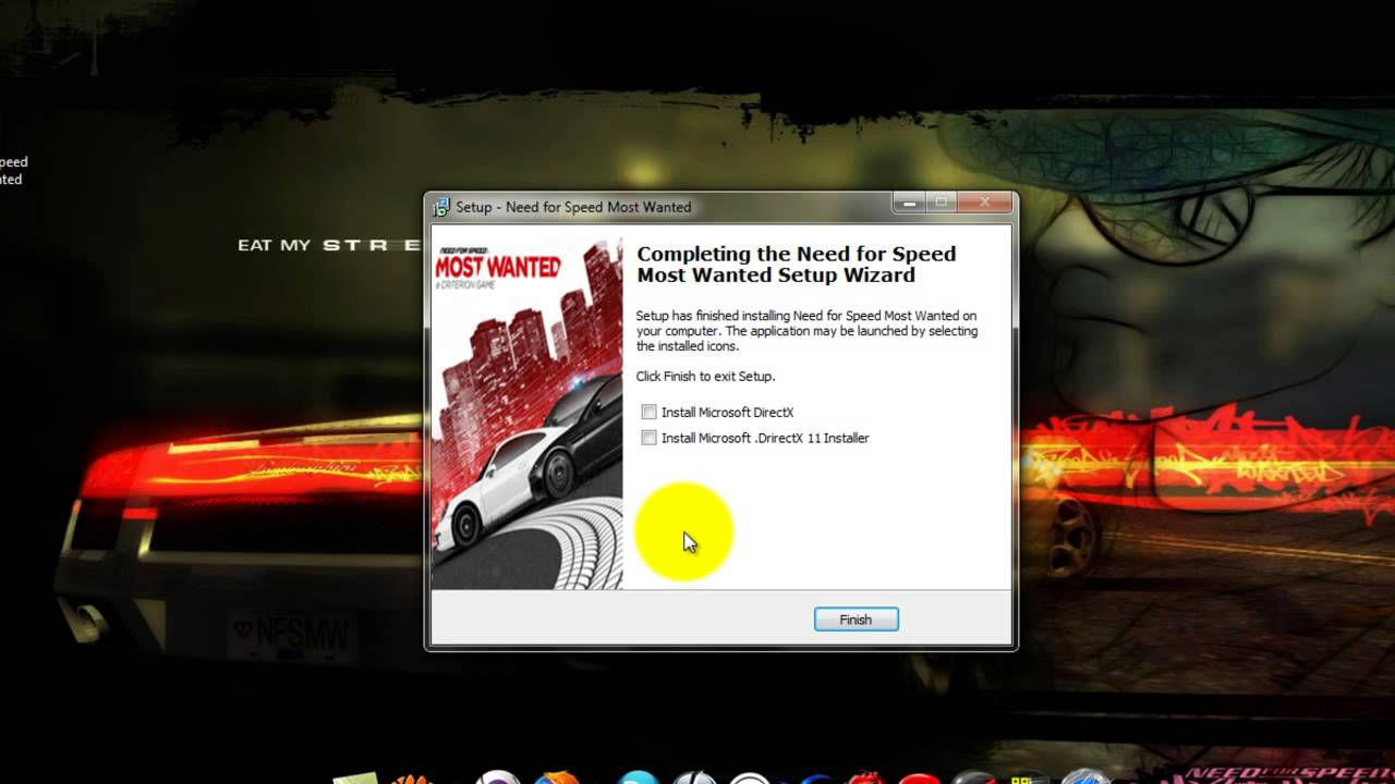 Como Instalar Need For Speed Most Wanted 2012 C/ Crack ...