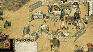 Stronghold Crusaders II Stage Demo - E3 2014