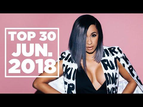 TOP 30 SONGS CHART | June 9, 2018