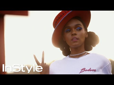 How to be a Badass Woman ft. Janelle Monáe | Cover Stars | InStyle ...