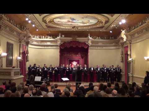 Coro OSG -  Santiago de Compostela, 18/2/2017 - Amigos de la Ópera de Santiago de Compostela (1)