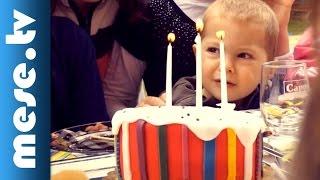 Iszkiri Zenekar: Éljen a szülinapos! (születésnapi dal gyerekeknek) | MESE TV