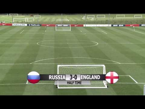 24.06.2015 - 2nd Round: Russia v England (16.30)