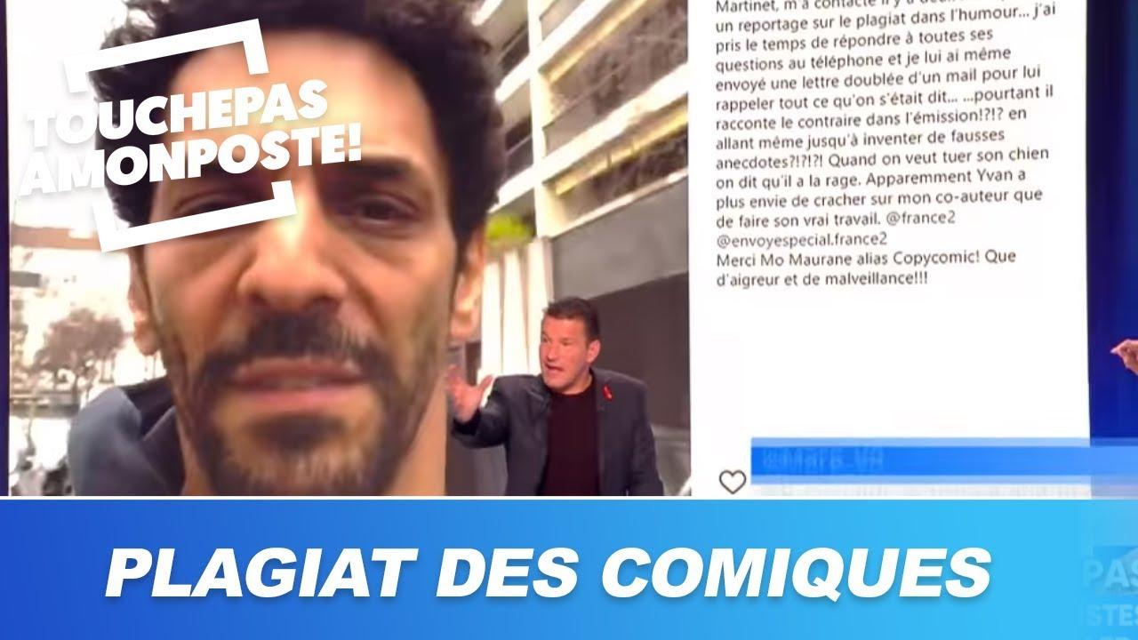 Plagiat des comiques français : l'avis des chroniqueurs
