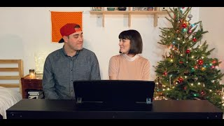 """""""If The World Was Ending"""" cover by Ana Marcu and Reed Campbell"""