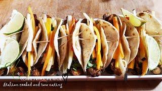 AUX VIVRES INSPIRED VEGAN THAI TACO'S  3 RECIPES | Connie's RAWsome kitchen
