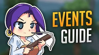 All Events and Invasions Guide - Terraria 1.3.5