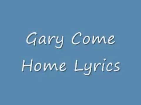 Gary Come Home Lyrics Youtube Gary come home the song, gary come home from the spongebob squarepants episode,. youtube