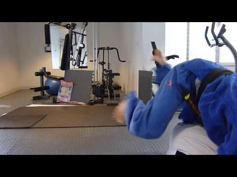 Judo randori groundwork practice