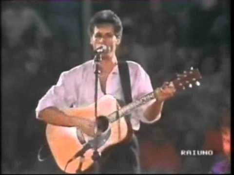 CLAUDIO BAGLIONI ๏ In concerto - Oltre una bellissima notte