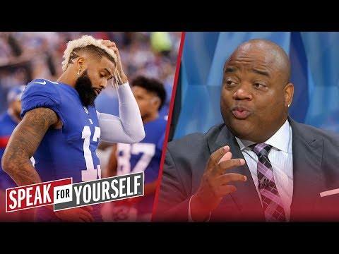 Whitlock and Wiley on OBJ's comments on Eli and More impressive 5-0 team   NFL   SPEAK FOR YOURSELF