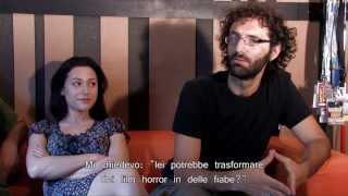 Driving Mrs Satan - Popscotch Teaser  (Italian Subtitles) [720p]
