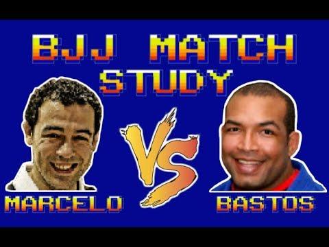 BJJ Match Study: Marcelo Garcia vs Bruno Bastos