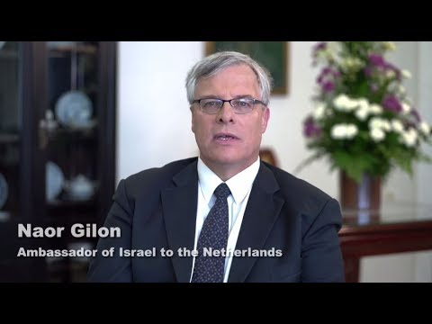 Meet Israel's New Ambassador To The Netherlands - Naor Gilon