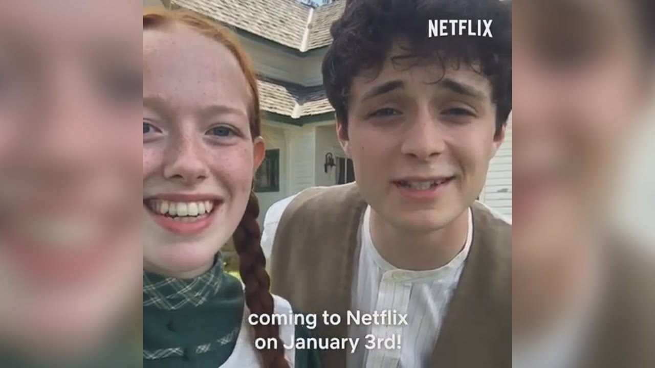 Anne of green gables netflix season 3