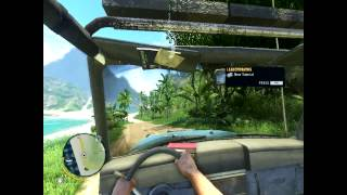 farcry3 super driving gameplay pc